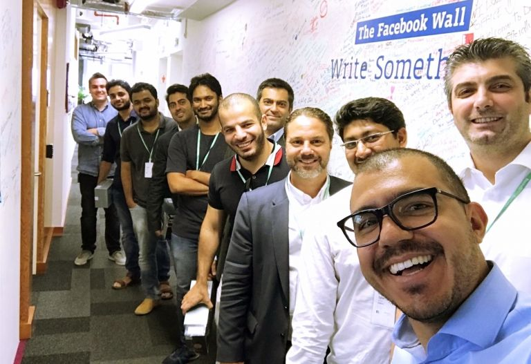 Finalists of the Facebook Messenger CHATBOT MEA Challenge for Social Goods